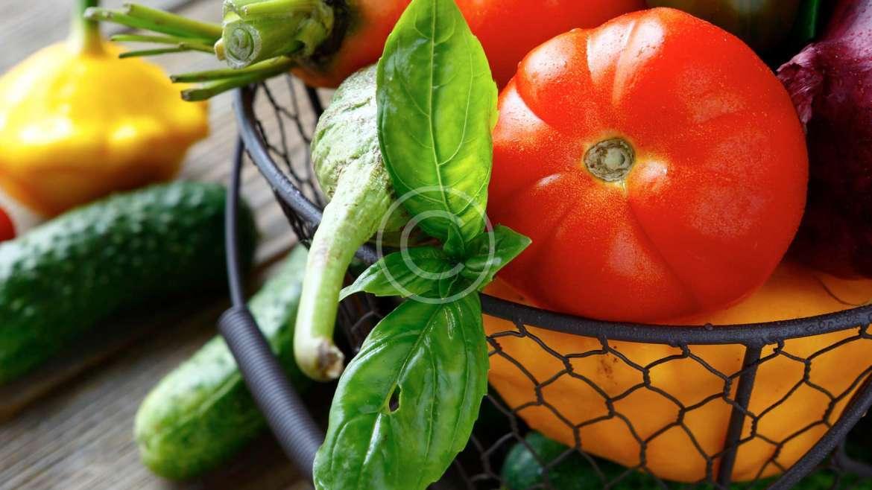 Beautiful Tomatoes & Rosemary